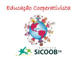 Apresentação de Educação Cooperativista