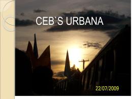 Ceb`s Urbanas