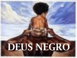 poesia deus negro