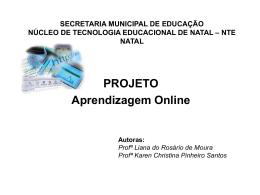 Nordeste - Projeto Aprendizagem Online