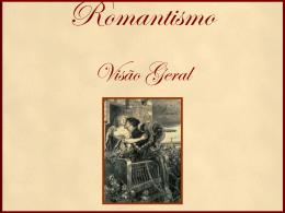 Romantismo - eejsr