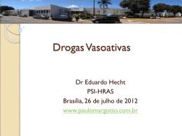 Drogas vasoativas (com link neonatal)