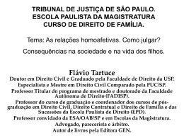 palestra. escola paulista da magistratura. união
