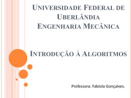Vetor02.08 - Facom - Universidade Federal de Uberlândia