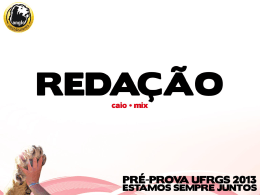 REDACAO
