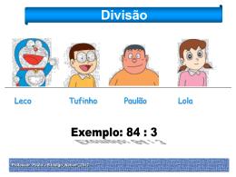 Divisão 84/3 - Escola Interligada