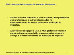 Com.1 - APAI
