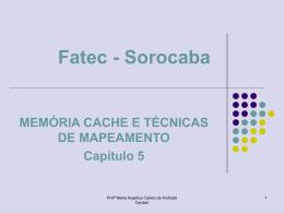 CapÃtulo5_MemóriaCache