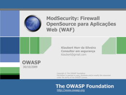 Media:OWASP_BSB_ModSecurity_Klaubert