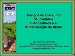 Perigos do Consumo de Produtos Clandestinos e a Modernização