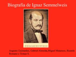 Biografia de Ignaz Semmelweis