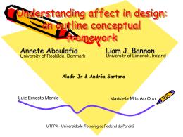 Slides da apresentação