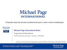 Michael Page International Brasil