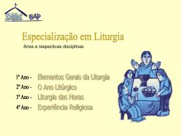 UD 1 A Liturgia