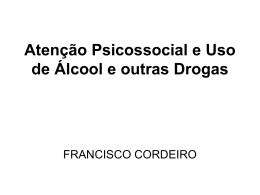 Álcool e outras drogas