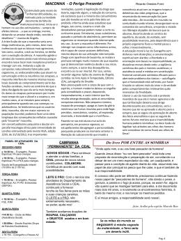 Jornal CEAL edição maio/junho 2013