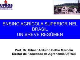 Slide 1 - Foro de Decanos del Mercosur