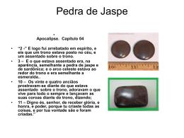Pedra de Jaspe