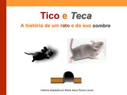 Tico e Teca - grupobeloule
