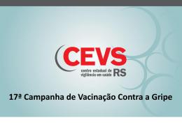 17ª Campanha de Vacinação Contra a Gripe