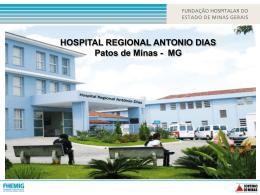Priscila Portes - GR Hospital Antônio Dias