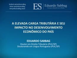 Acesse a palestra de Eduardo Sabbag.