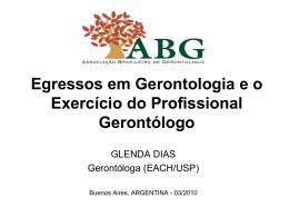 ABG – Associação Brasileira de Gerontologia