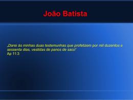 04/05-Gerson Brisola-Encontro de Jesus com João Batista