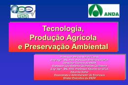 para preservação ambiental - Emater-MG