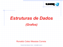 Grafos - anotacoes-ufpr