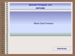Entrar - Aprender Português com