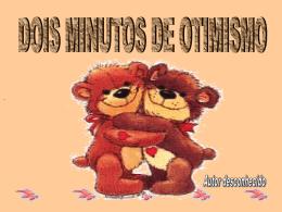 Doisminutosdeotimismo - Comex System Consultoria