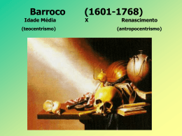 Barroco (1601