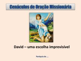 COMAbril2012David - Missionários Combonianos