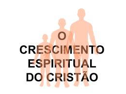 impedimentos ao crescimento espiritual