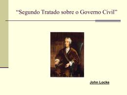 John Locke - Liberalismo