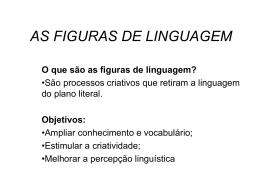 EAD 01 Figuras de Linguagem