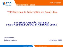 TCP Espanha