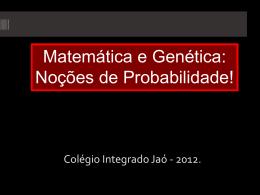 Probabilidade e genética