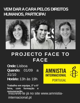 PostaisF2F - Amnistia Internacional