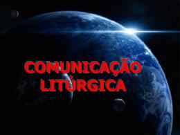 Comunicação Litúrgica