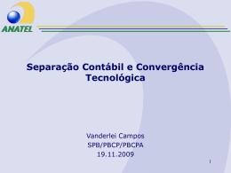 Separação Contábil e Convergência Tecnológica 19.11