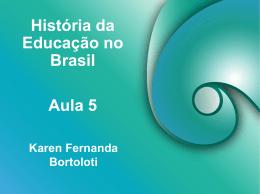 Educação Feminina no Brasil Império