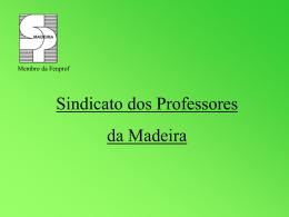 Outras Propostas - Sindicato dos Professores da Madeira