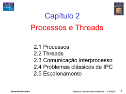 Processes and Threads - PUC-Rio