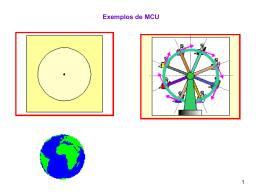 MCUV, Movimento em três dinensões