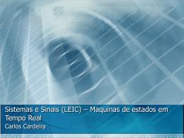 Sistemas de Automação Industrial (LEIC)