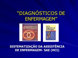 diagnóstico de enfermagem - Universidade Castelo Branco