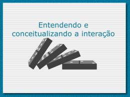 Capítulo 02 - Entendendo e conceitualizando a interação