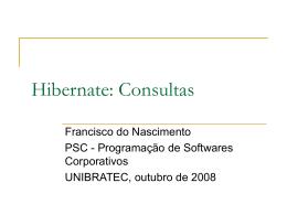 PSC_Hibernate_Consultas